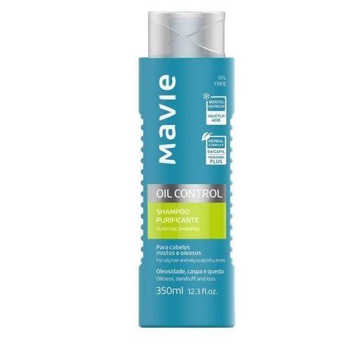 Shampoo Mavie 350ml Oil Control