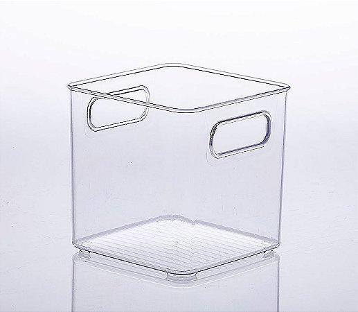 Organizador Modular Diamond 15x15x15cm Cristal