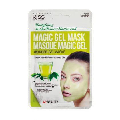 Máscara Facial Kiss Ny Magic Gel Chá Verde