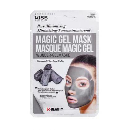 Máscara Facial Kiss Ny Magic Carvão