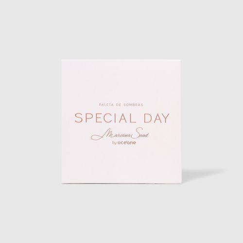 Paleta de Sombras Mariana Saad - Special Day