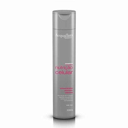 Shampoo Acquaflora Nutrição Celular 300ml