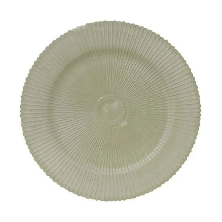 Sousplat Onix Branco 33cm
