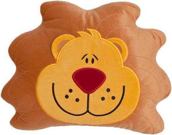 Almofada infantil leão