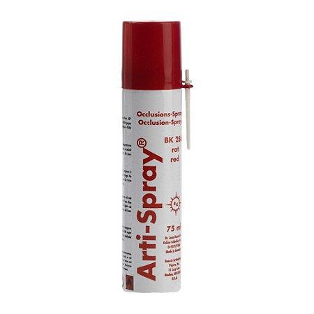 Carbono Arti-spray Vermelho 75ml - Bausch