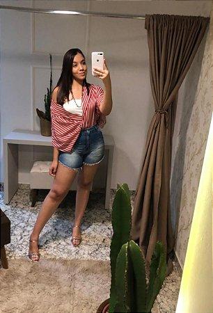 Shorts Jeans Disparate / Tamanho;38
