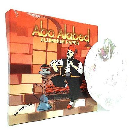 Papel Alumínio Aboalabed - Caixa Com 35 Unidades