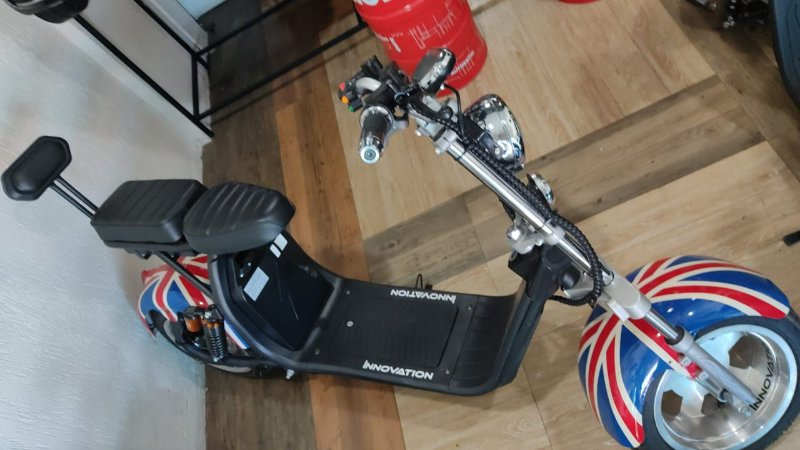 Moto eletrica - 1500w - semi nova
