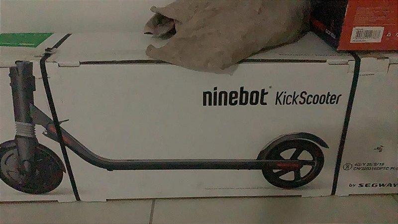 Ninebot Segway ES2 | Seminovo - (5km rodado) - 500w