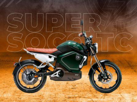 Super Soco Tc - 3000w
