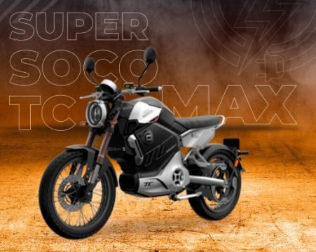 Super Soco Tc Max - 5000w