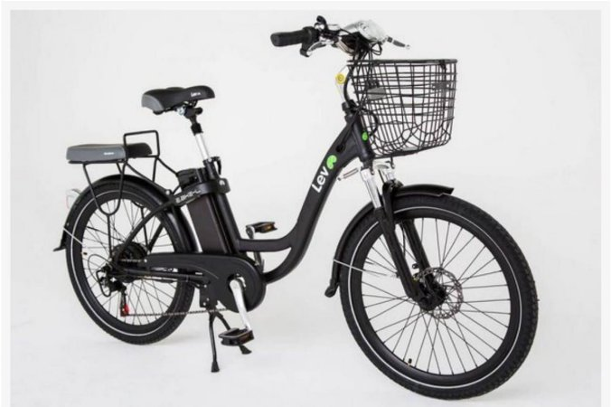 Bike Eletrica Lev - 250w