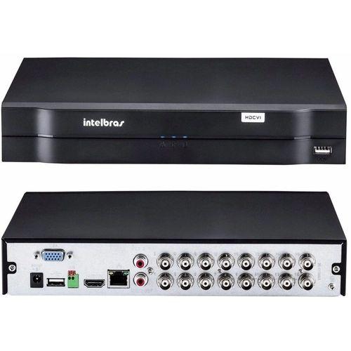 GRAVADOR DVR DIGITAL MHDX 1116 INTELBRAS