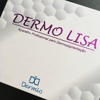 DERMOGRAFO DERMOLISA DERMIA + CONTROLE DIGITAL PARA MICROPIGMENTAÇÃO