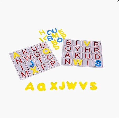 Alfabeto Bingo de Letras