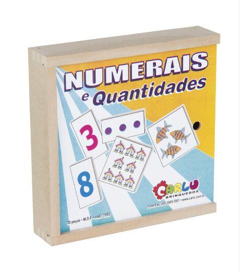 Numerais e Quantidades