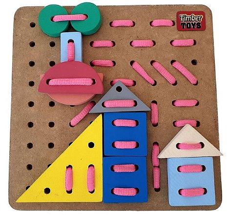 Painel Montessori