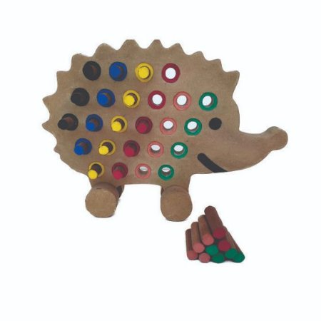 Pinos Coloridos - Ouriço
