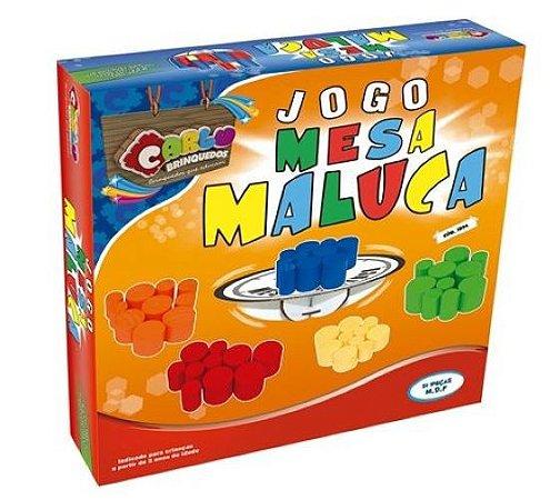 Jogo Mesa Maluca