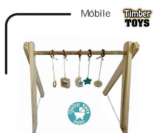 Móbile Cavalete Montessori