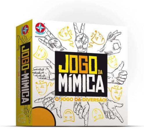 Jogo De Mimica