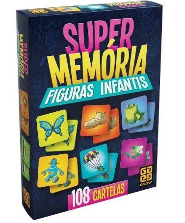 Super Memoria Figuras Infantis