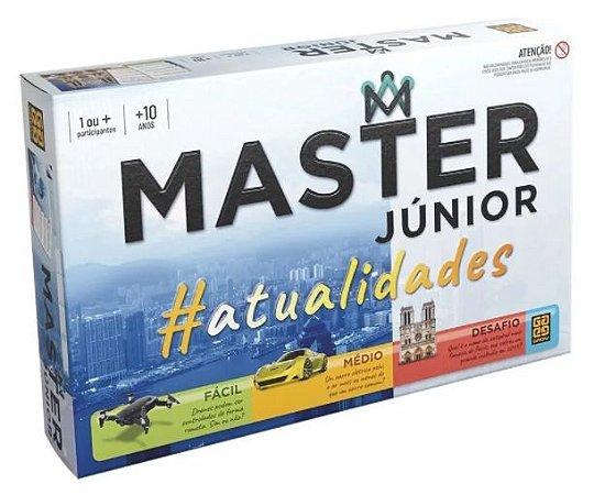 Master Júnior Atualidades