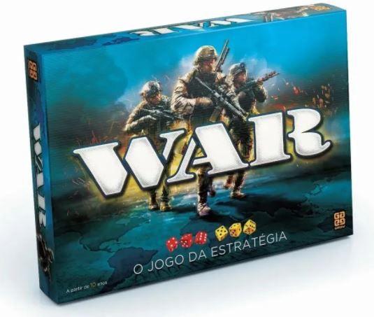 War O Jogo Da Estrategia