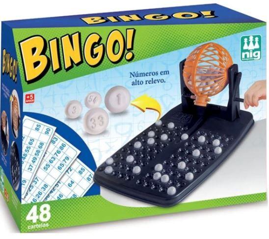 Bingo 48 Cartelas