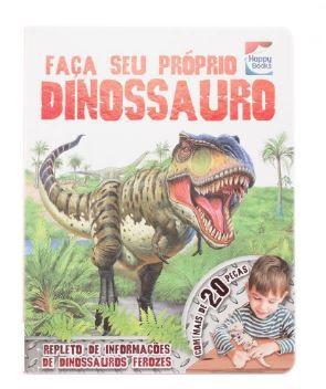 Faça Seu Próprio Dinossauro