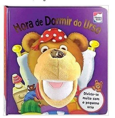 Hora De Dormir Do Urso