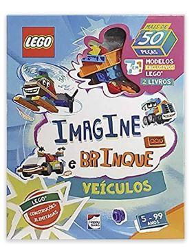 Lego Imagine E Brinque Veículos