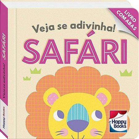 Veja Se Adivinha! Safari