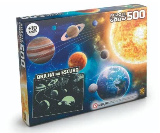 Puzzle 500 Sistema Solar