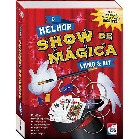 O Melhor Show De Magica