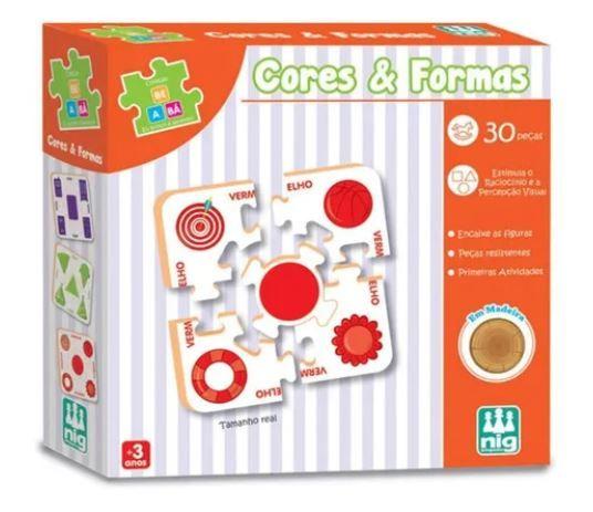 Cores & Formas