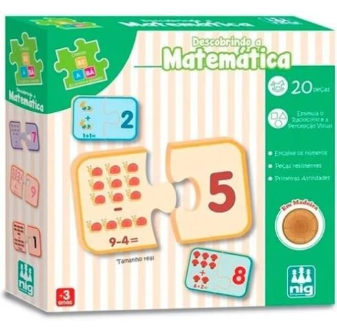 Descobrindo A Matemática