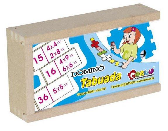 Dominó Tabuada