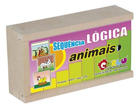 Sequência Lógica Animais