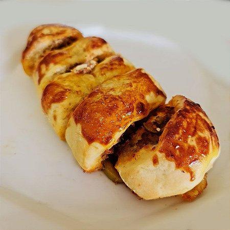 Mini Tortinha de Carne 25 Unid.