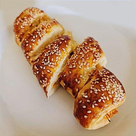 Mini Tortinha de Frango 25 Unid.