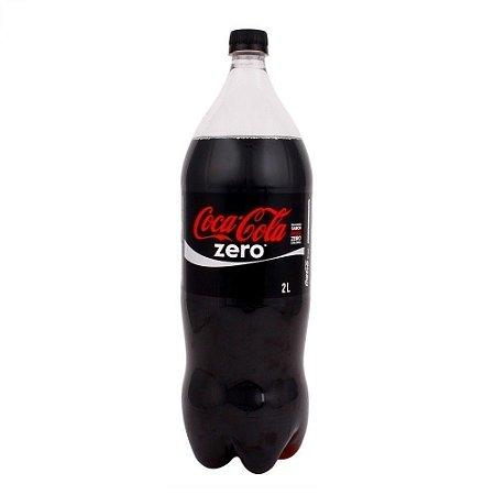 Coca Cola Zero 2 Litros