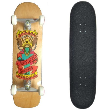 Skate Profissional Completo com Shape Dogtown RedDog 8.5
