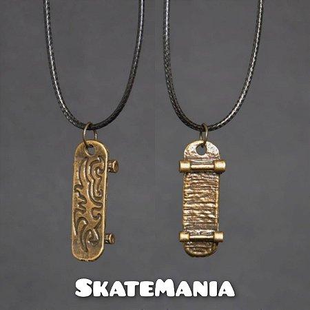 Colar Street Skate Bronze SkateMania