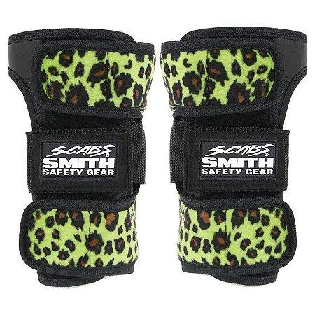 Wrist Guard Importado Smith Leopardo - Protetor de punho profissional