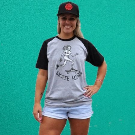 Camiseta Unissex em Algodão SkateMania