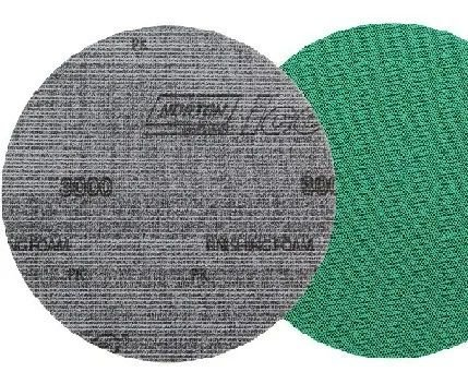 Disco De Lixa Ice Soft Touch C/ Pluma 3000 150mm Norton C 15