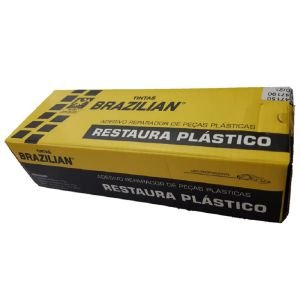 Adesivo Restaura Peças Plastico Brazilian