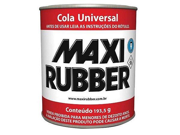 Cola Universal 193,5g Maxi Rubber