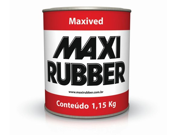 Maxived Maxi Rubber Vedador De Chapas E Juntas 1,15kg